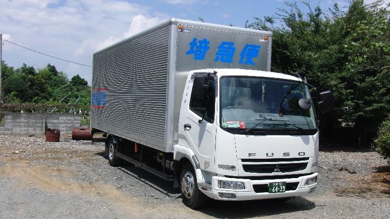 量 積載 4 車 トン